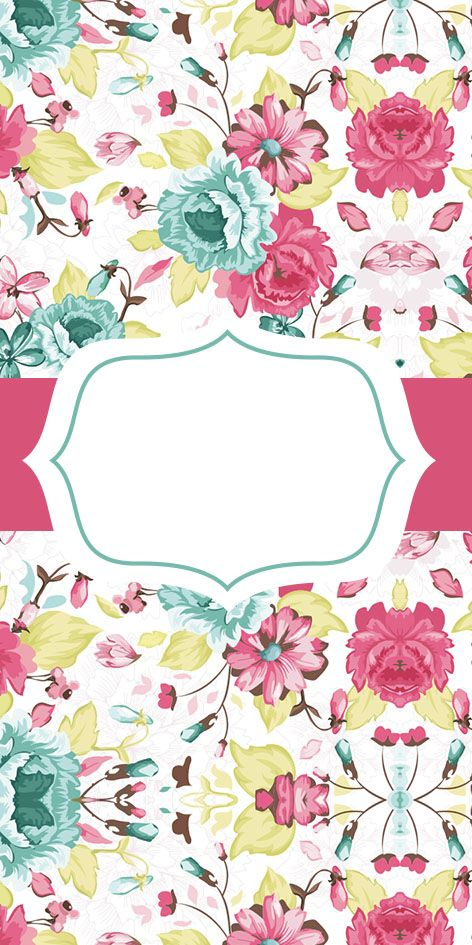 15 Años de Shabby Chic Especial: Mini Kit para Imprimir Gratis. | Oh My 15 Años!