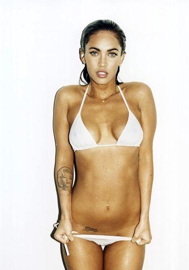 Megan Fox tatuaggi: la star ne dedica uno a Marilyn Monroe