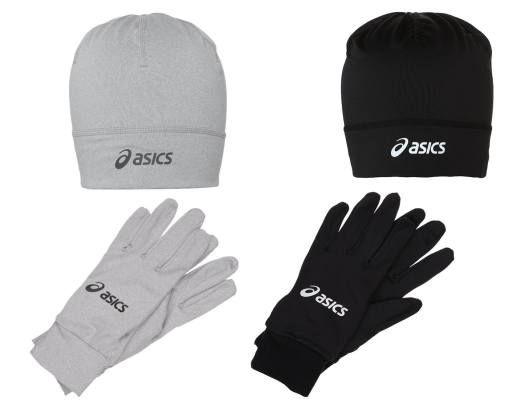 Asics Set Guantes Heather Grey guantes Heather Asics Grey Set Guantes Noe.Moda