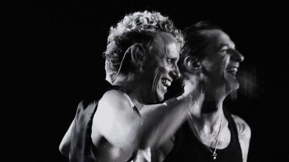 Martin Gore & Dave Gahan