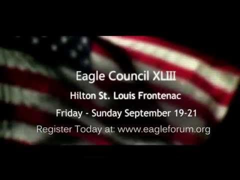 This is your Invitation to attend -  Eagle Council XLIII September 19-20-21, 2014 Hilton St. Louis Frontenac Hotel