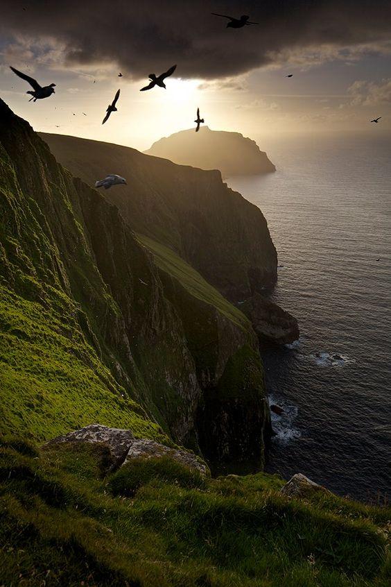 St Kilda Scotland: