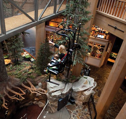On the first Wednesday of every month, visit the World Forestry Center Discovery Museum for only $3 per person! All the same fun, but at a great price. Ride the wet-free rapids, try your smoke-jumping skills, and discover interesting things about forests all over the world.