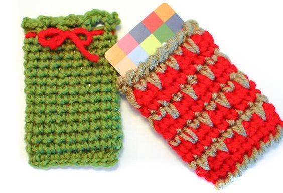 Free Crochet Pattern Gift Card : Pinterest The world s catalog of ideas