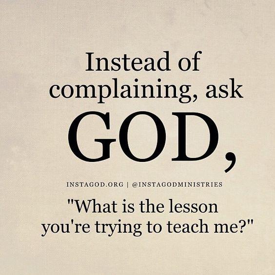 Listen to God.:
