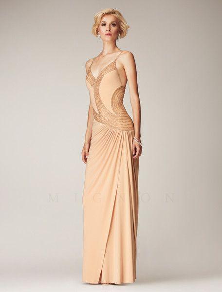 Mignon VM1216 #Mignon #beautiful #gown #prom #formal