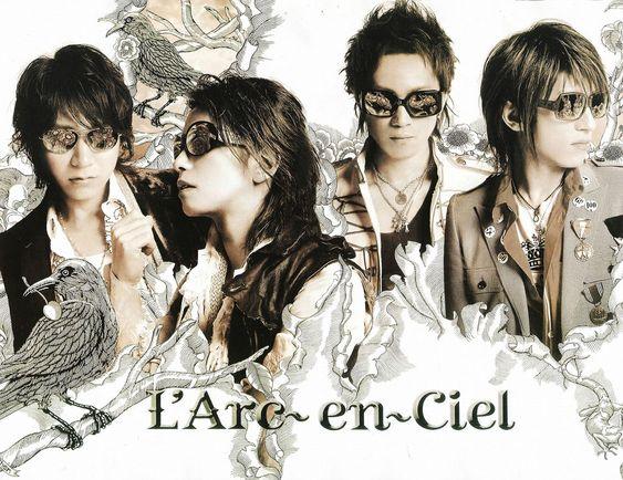サングラスL'Arc〜en〜Ciel