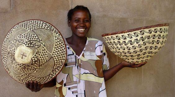Basket Weaving Ghana : The world s catalog of ideas