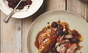 Finders keepers: Yotam Ottolenghi's blackberry recipes (and how to make them last longer) | Life and style | The Guardian