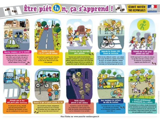 Vous pouvez télécharger le poster original ici (sur www.securite-routiere.gouv.fr).