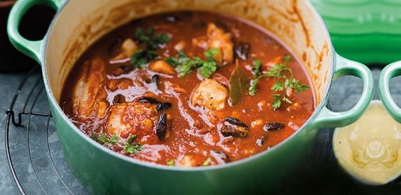 Lchf, Stew and Fish stew on Pinterest