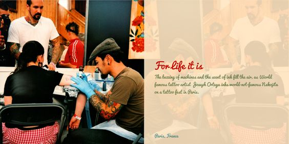 For Life It Is