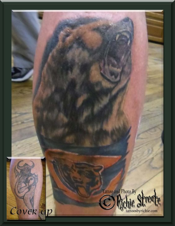Pinterest the world s catalog of ideas for Twisted tattoo chicago
