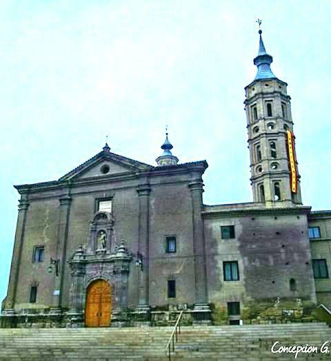 Iglesia de San Juan de los Panetes, Zaragoza España.