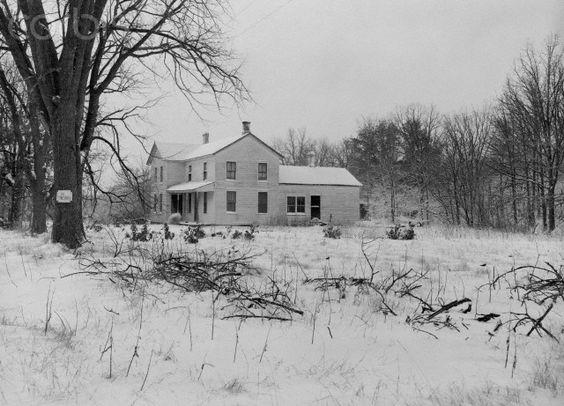 Bates Motel , basado en la historia de Edward Gein .  Ad9f00b478c5579b2e1d58c840e05f50