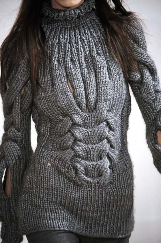 45 Knitted Clothes Ideas To Inspire Everyone outfit fashion casualoutfit fashiontrends