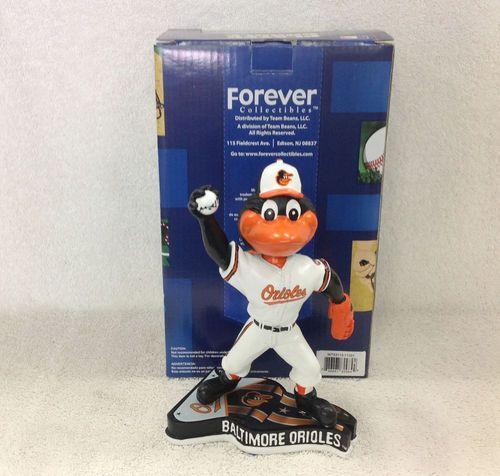 The Bird Baltimore Orioles Baseball Mascot Limited Edition Bobble Bobblehead