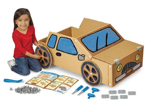 Cardboard Creator Tool Kit