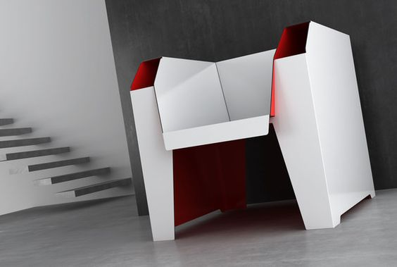 This is pretty cool indeed. #DIBOND #design #chair: