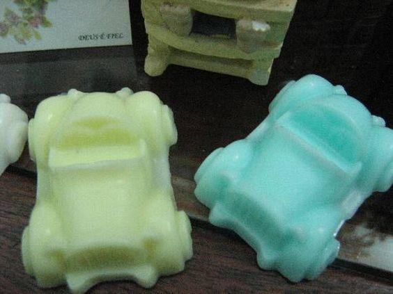 Automobile soap