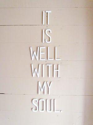 Love this hymn.: