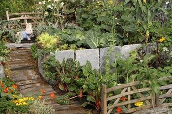 でもせっかくなら、家庭菜園もかわいく作ってみたいと思いませんか?そんな望みを叶えてくれるのが「ポタジェガーデン」です。