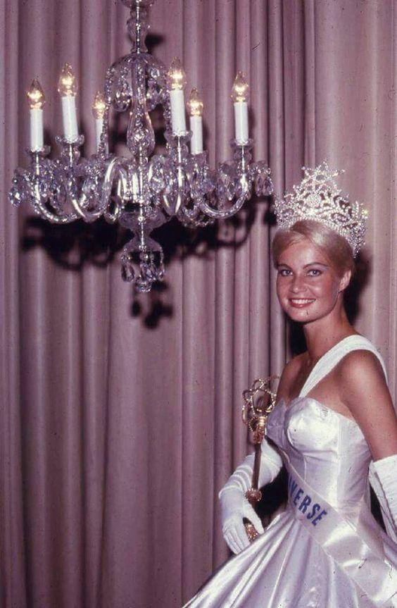 Marlene Schmidt – 1961, Germany