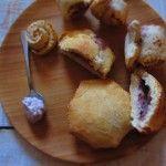 pane con crema di olive e stracchino ricetta buffet