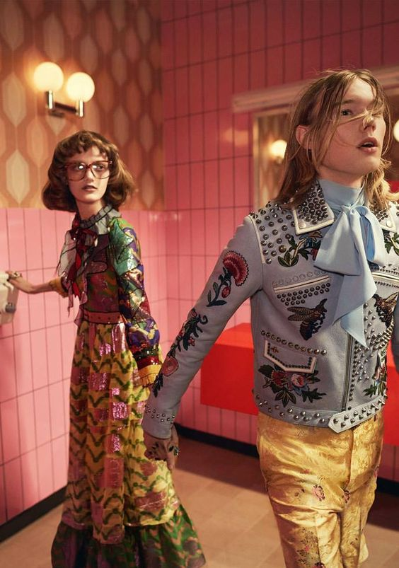 Gucci 2016 Spring Summer Ad Campaign