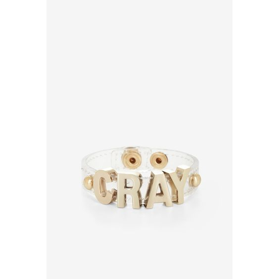 Think I need this BCBG bracelet