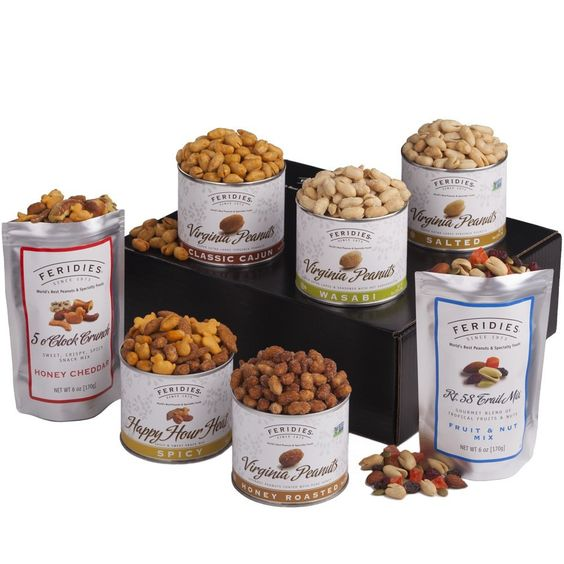 Peanut Sampler >> To view further, visit now : Gift Baskets