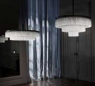 Gorgeous lighting from Lalique
