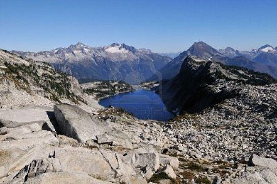 East of Marblemount. Hidden Lake, 10mi RT to LO w/view of lake