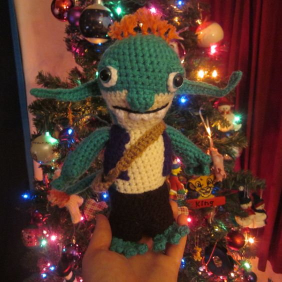 It's that time of year again for Christmas orders! Here's Bobgoblin from Wallykazam.