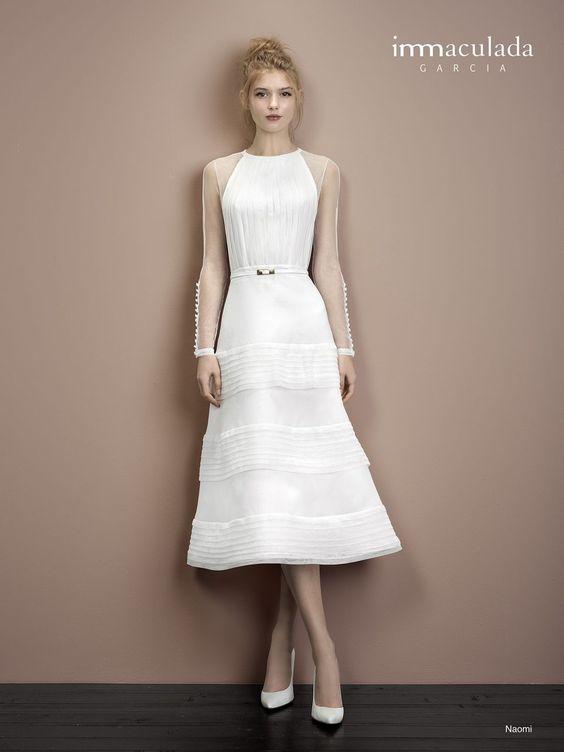 Dress: NAOMI Collection: HANAMI - My Basic 2017