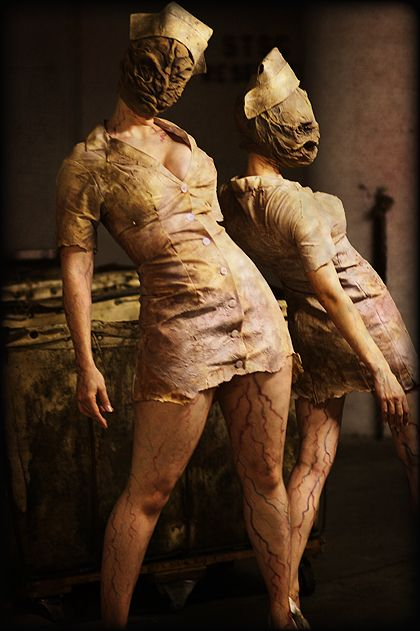 Silent Hill (2006) - I have to admit.  They creep me out.