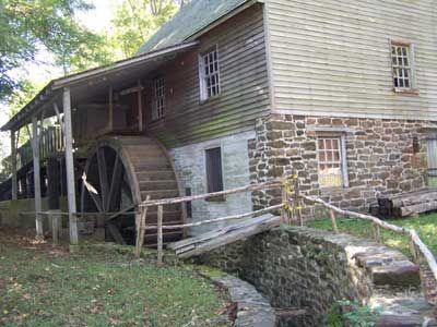 Stratford Mill Westmoreland County Virginia