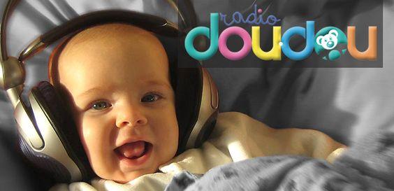 Radio Doudou – 1ère radio 100% pour les bébés http://infos-75.com