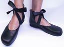 upload/ballet boots black pair on feet.jpg