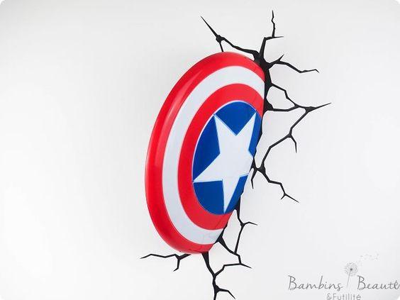 bouclier captain america philipsfrance vendu sur cadeauxfolies avengers marvel captainamerica
