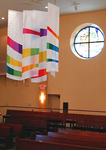 pentecost display banner