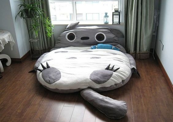 Totoro Sleeping Bag Sofa Bed: A gift for Totoro fans