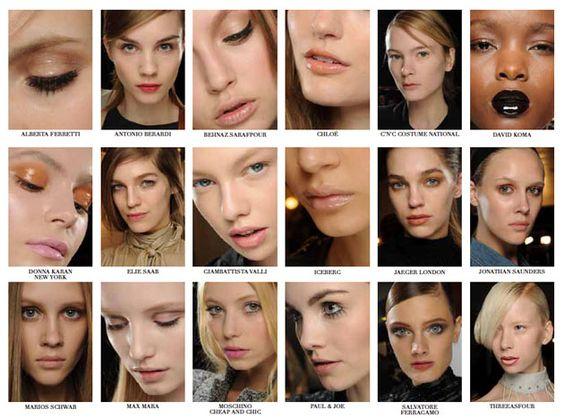 60s makeup influence