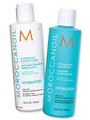 Moroccanoil Hydrating, Best 2014 For Coarse, Fragile Hair, from #instylebbb: