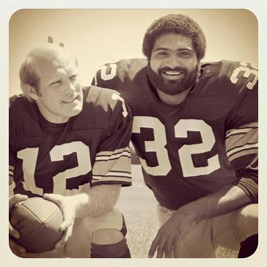 Bradshaw and Franco  Those were the days!!!