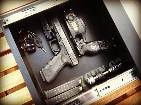 Ready Gun Safe : Gun safes hidden safe and guns on pinterest