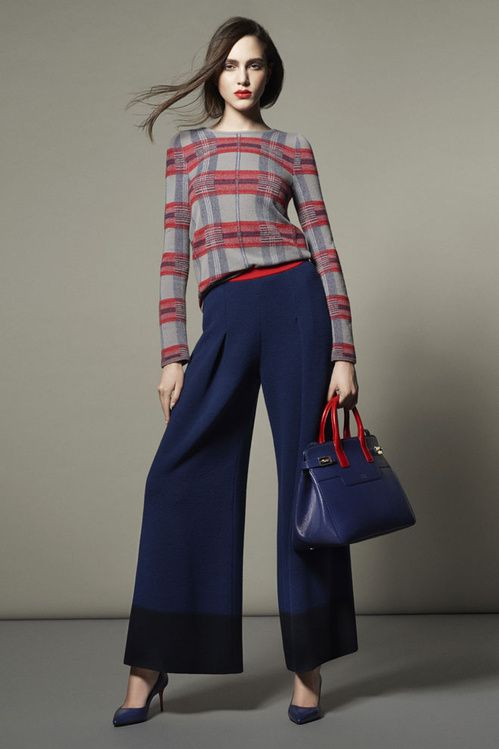 "La collection ""Spring Tartan"" de Giorgio Armani 14"