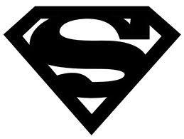 Superman silhouette image google search for the home - Symbole de superman ...