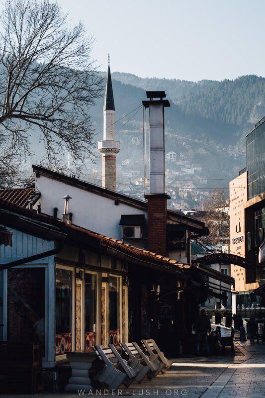 Sarajevo Old Town, Baščaršija, is the heart of Bosnia and Herzegovina's capital. Here are 42 photos to inspire your, plus my top photo spots in Sarajevo.