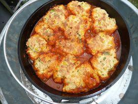 Everyday Dutch Oven: Chili With Cornbread Dumplings